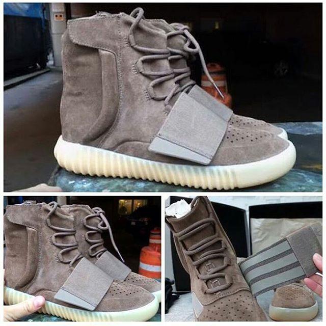99d4157756b7c ... authentic greece harga adidas yeezy boost 750 sol gum premium original  sepatu boot 11 12 tokopedia