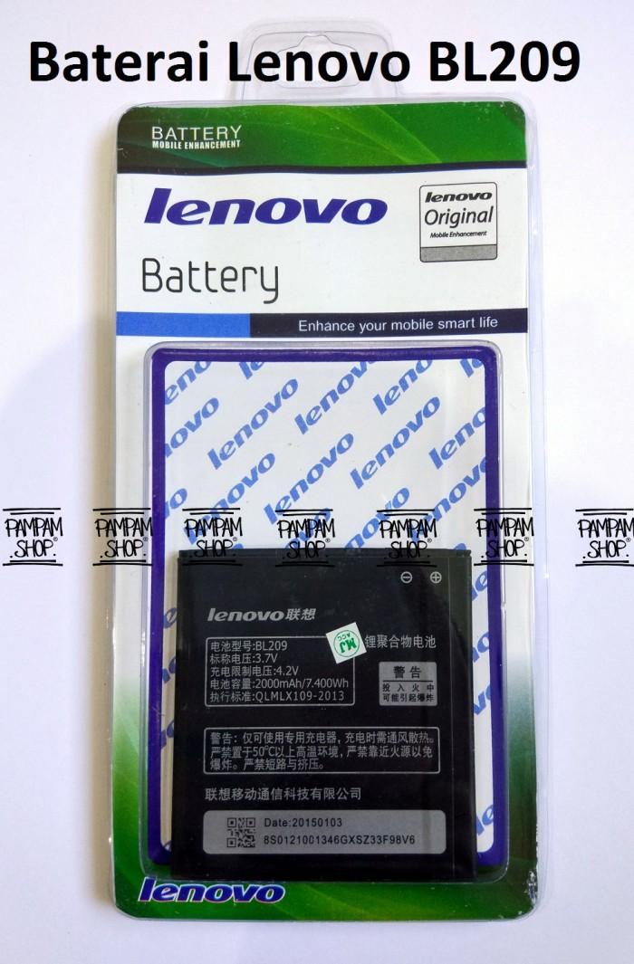 harga Baterai handphone lenovo bl209 original a706 | batre batrai bl 209 Tokopedia.com