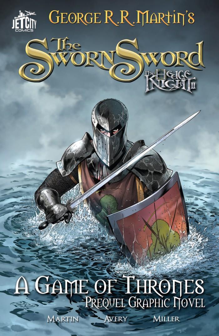 harga The sworn sword: the graphic novel (a game of thrones) [ebook/e-book] Tokopedia.com