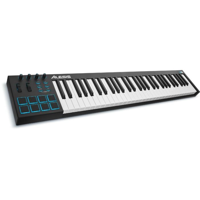 harga Alesis v61 - 61 key usb midi keyboard & drum pad controller Tokopedia.com