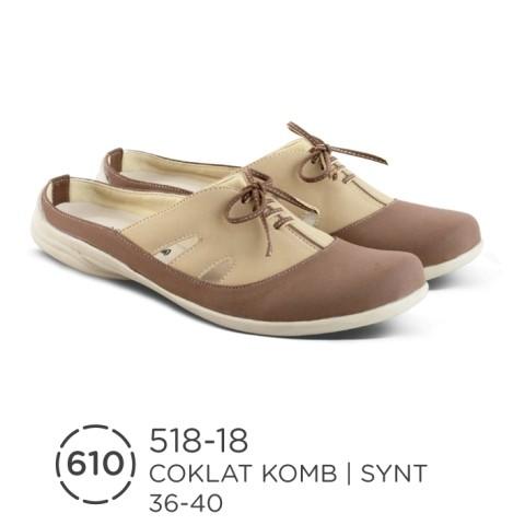 Jual sandal bustong wanita   flat shoes   sendal sepatu flat murah ... 8e46984f9f