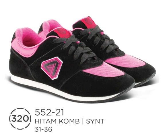 harga Sepatu olahraga anak perempuan / sepatu sekolah anak cewek sporty gaya Tokopedia.com
