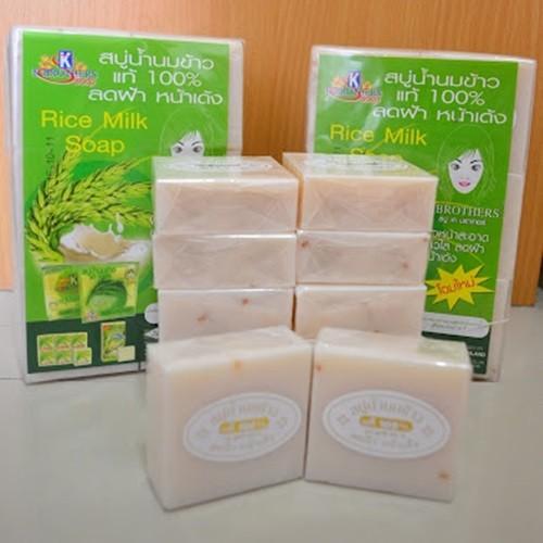Jual 4 Pcs Sabun Beras Plastik K Brothers Old Pack Original Thailand Bpom Jakarta Utara Metsu Shop Tokopedia