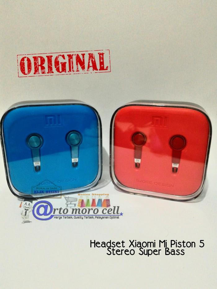 Jual Headset Xiaomi Mi Piston 5 Original Stereo Super Bass Arto