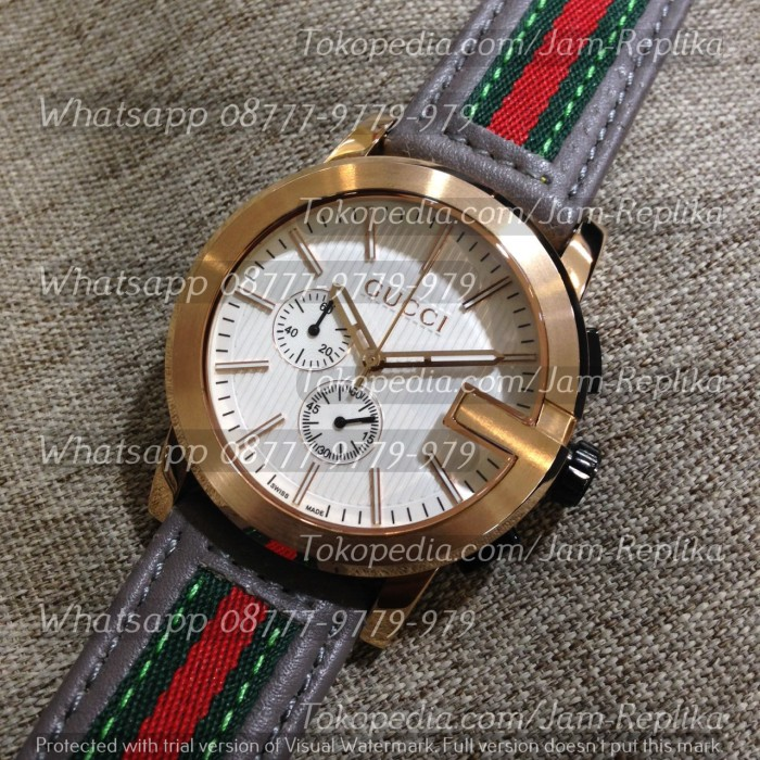 35655b89e4f Jam Tangan Gucci G-Chrono