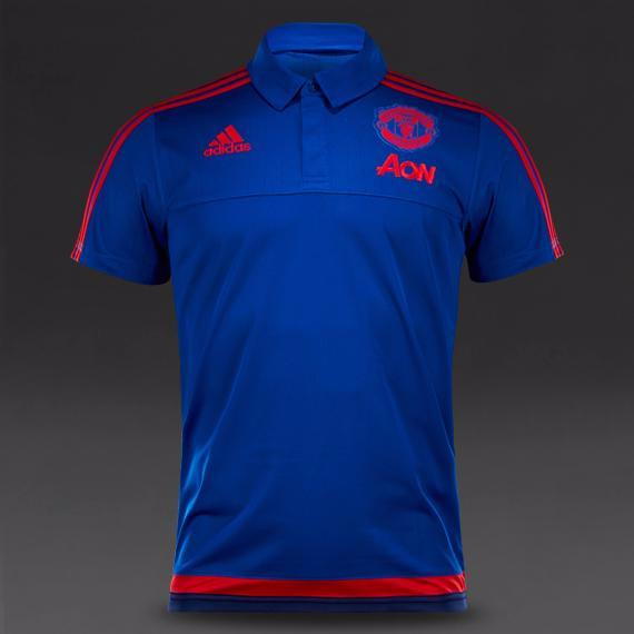 half off b0955 b3f0c Jual Polo Shirt Manchester United Training New - Official - DKI Jakarta -  reahi   Tokopedia