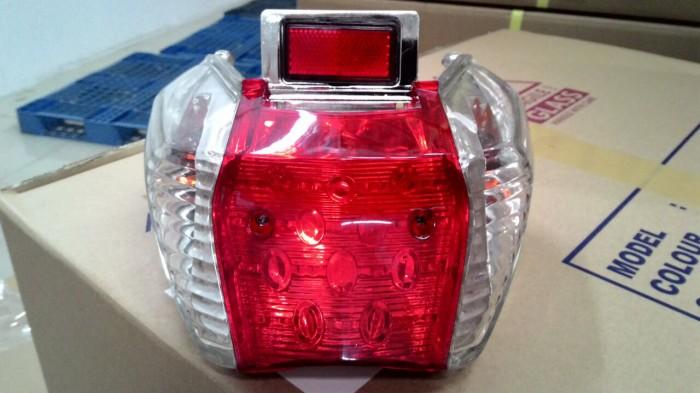harga Lampu belakang/stop honda supra x 125 assy Tokopedia.com