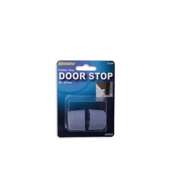 harga Pengganjal pintu | krisbow door stop rubber 30x25 Tokopedia.com