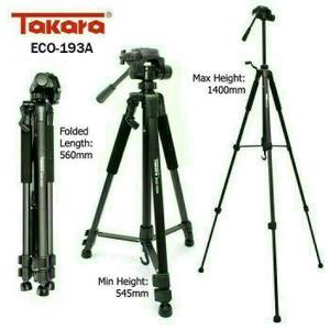 harga Tripod takara eco 193 a with bag Tokopedia.com