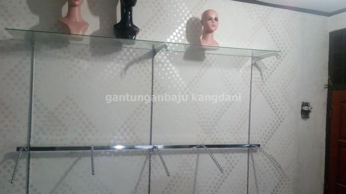 harga Display manekin plus display hanger suling display toko pakaian keren Tokopedia.com