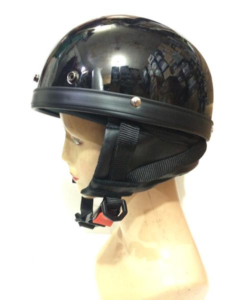 Grosir helm bogo retro rider setengah kulit 3