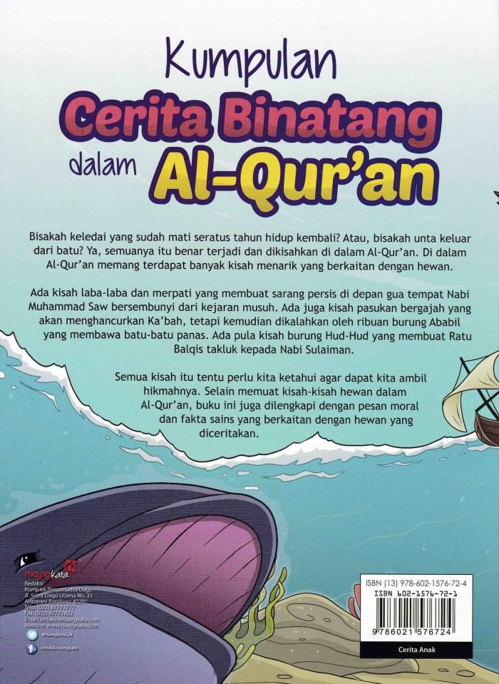 Jual Kumpulan Cerita Binatang Dalam Al Quran Republik Fiksi