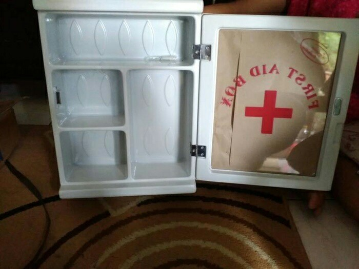 harga Kotak obat, kotak p3k/first aid box mc11 Tokopedia.com