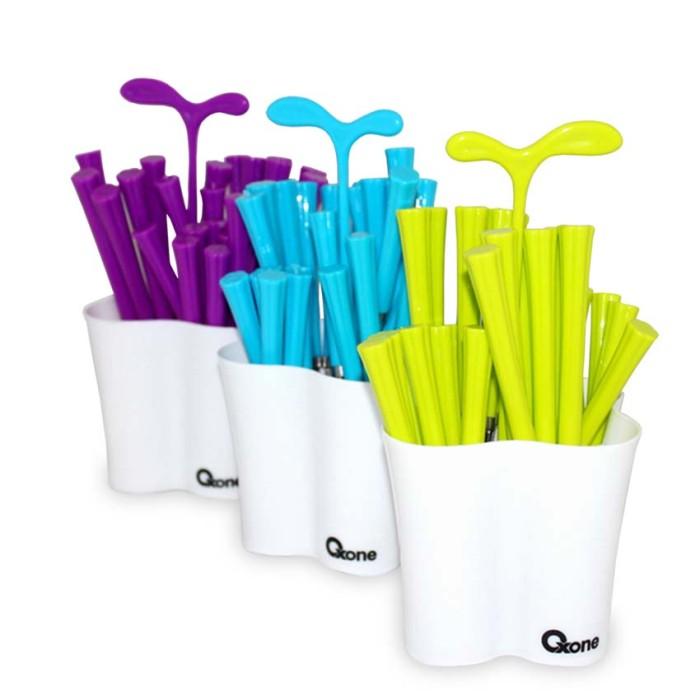 Oxone ox-5000 peralatan makan - cutlery set - garpu + sendok