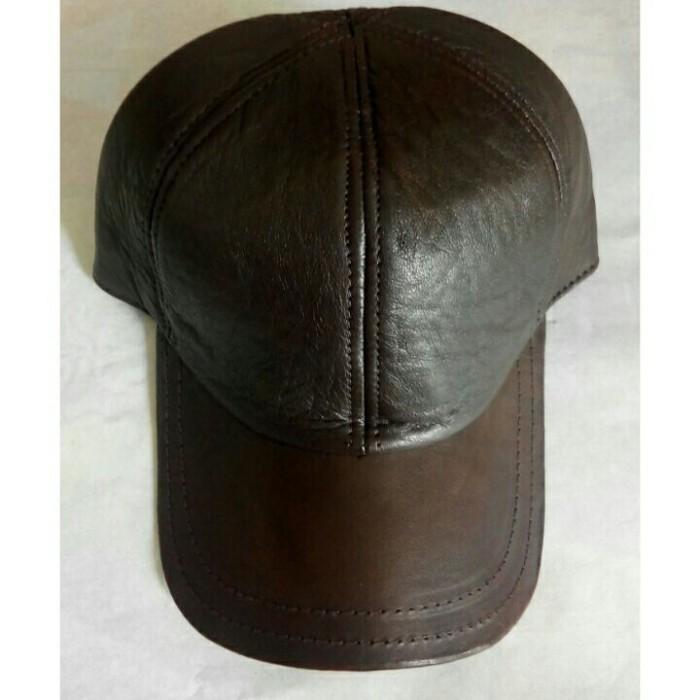 Topi Kulit Asli - Harga Terkini dan Terlengkap 89b0aa2415