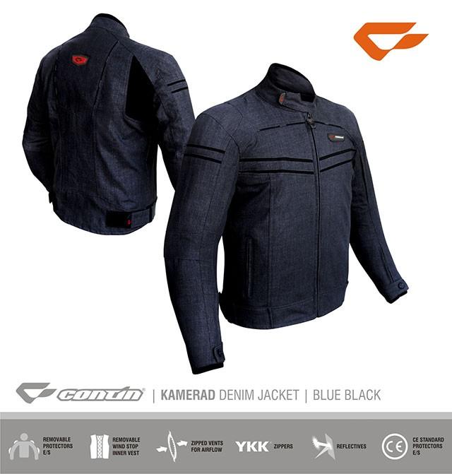 harga Contin kamerad jeans man / woman (jaket safety touring & daily ) Tokopedia.com