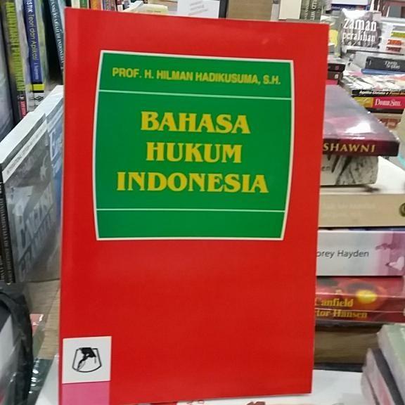 harga Bahasa indonesia hukum Tokopedia.com