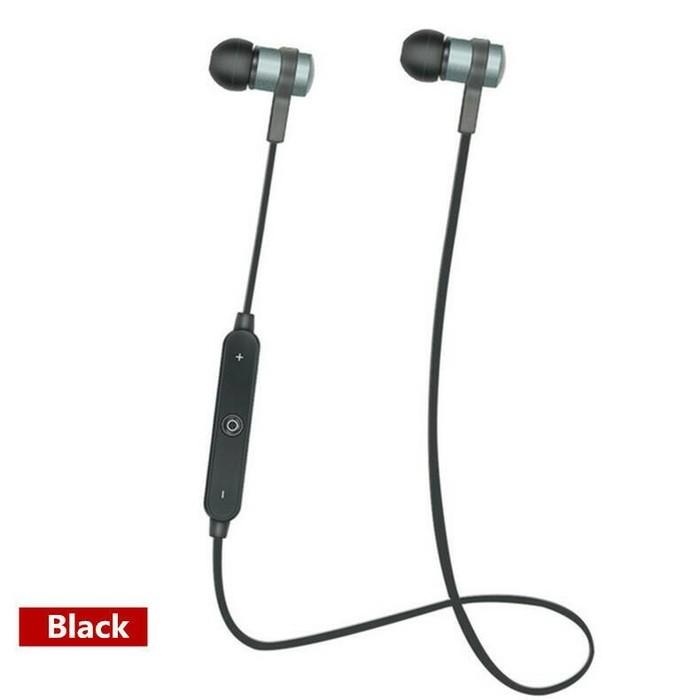 Jual Murah Headset Bluetooth 4.1 Sport S6-1 Handsfree Earphone Headphones
