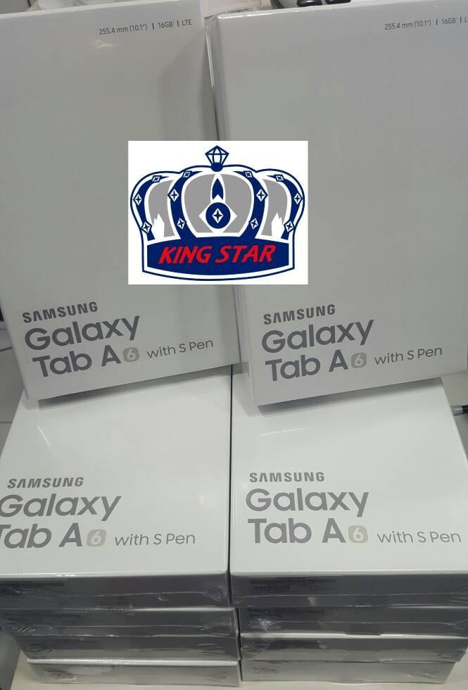 harga Samsung galaxy tab a 6 (10.1 ) ( sm - p585y ) resmi Tokopedia.com