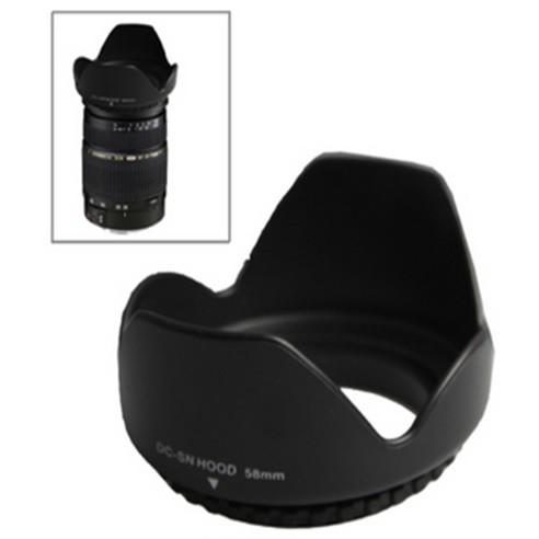 harga Hood lensa kamera dlsr 58mm - cs5fbk Tokopedia.com