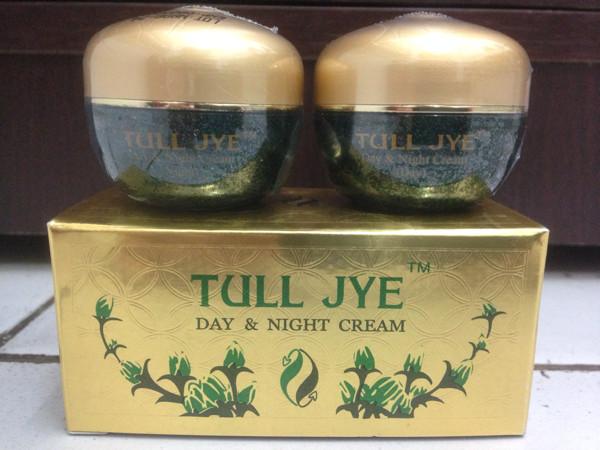 Tull jye day & night cream / tull jye hijau original ...