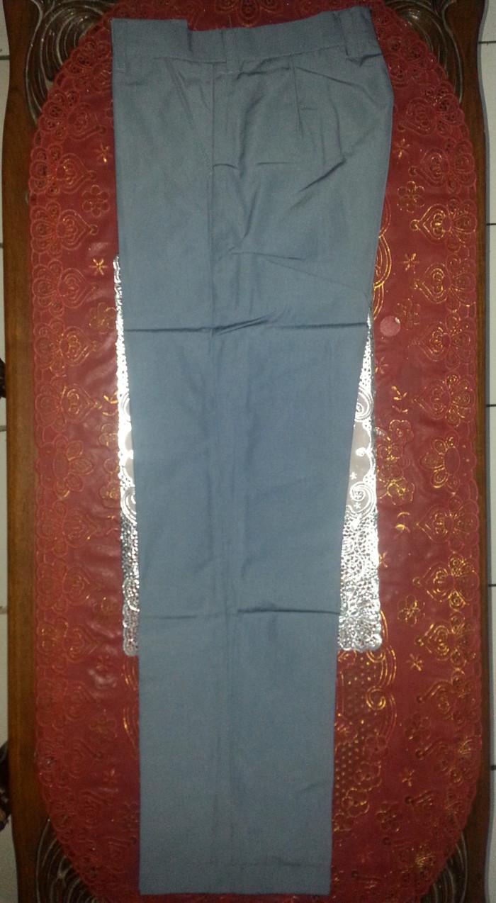 harga No.33 celana panjang sma / celana sma panjang / seragam sekolah Tokopedia.com