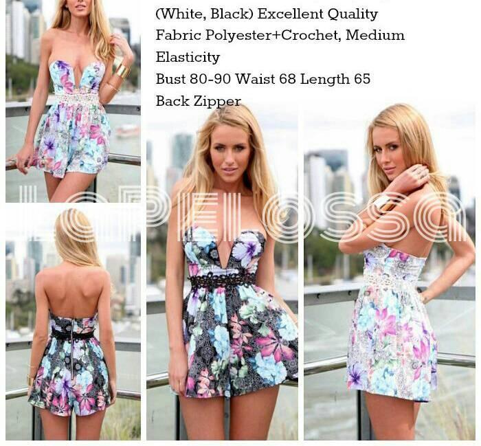 Foto Produk Sexi Mini Dress Import Code IW dari LaPelosa Shop