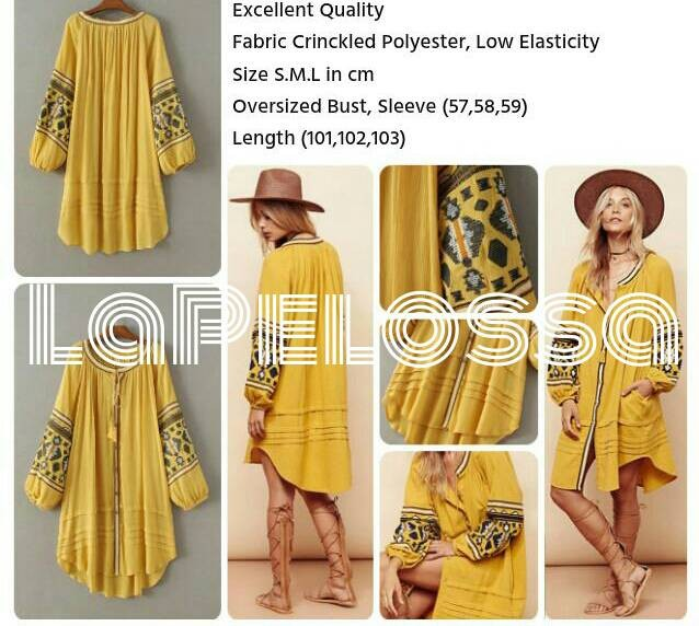Foto Produk Jumbo Blouse Import Code IW dari LaPelosa Shop