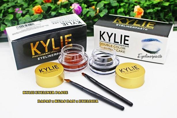 harga Kylie eyeliner 2in1 / kylie eye liner eyebrow 2 in 1 gel Tokopedia.com