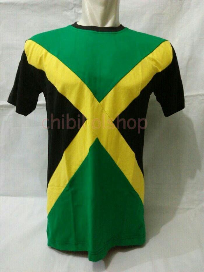 harga Kaos jamaica reggae Tokopedia.com