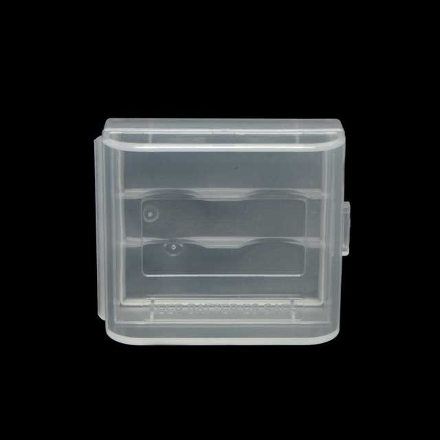 Foto Produk Transparent Battery Case for 2x16340 - Transparent dari choki tech