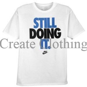Pico orar Cincuenta  Jual T-shirt Still Doing It Nike - Jakarta Pusat - Create Clothing    Tokopedia