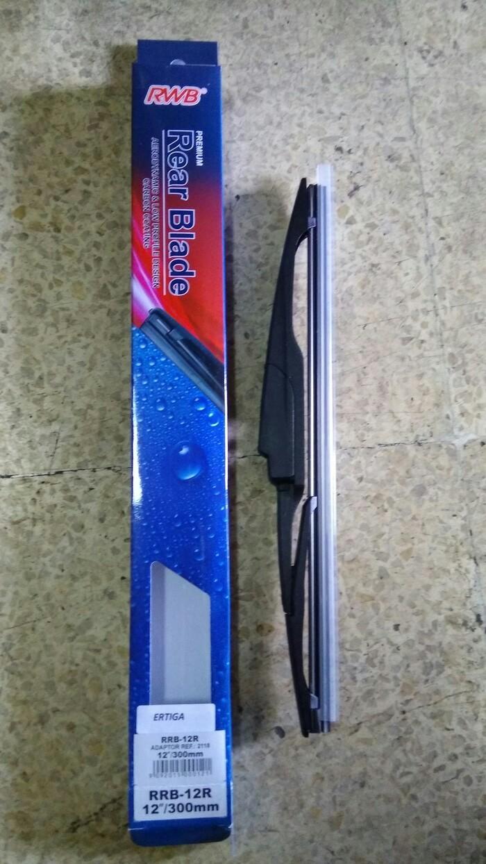 harga Wiper belakang rwb premium real blade khusus suzuki ertiga Tokopedia.com