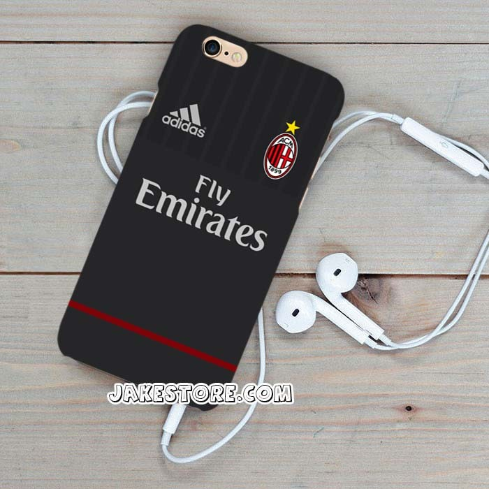 harga Ac milan jersey black samsung galaxy note 1 2 3 4 5 case casing cover Tokopedia.com