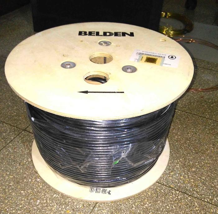 harga Kabel rg6 belden coaxial 9116s 305 meter Tokopedia.com