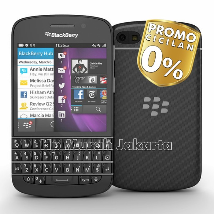 harga Blackberry / bb / q10 / ex garansi tam Tokopedia.com