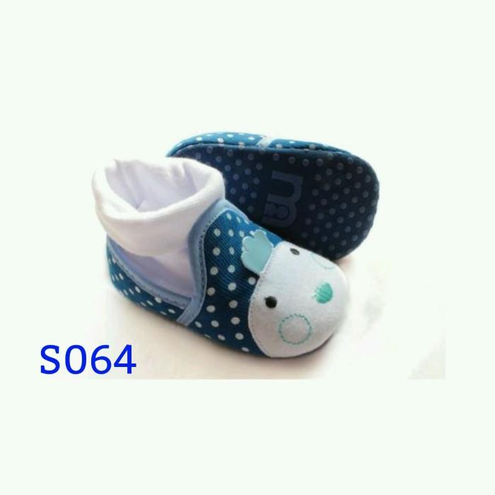harga Sepatu pw kk polka blue kode s064 Tokopedia.com