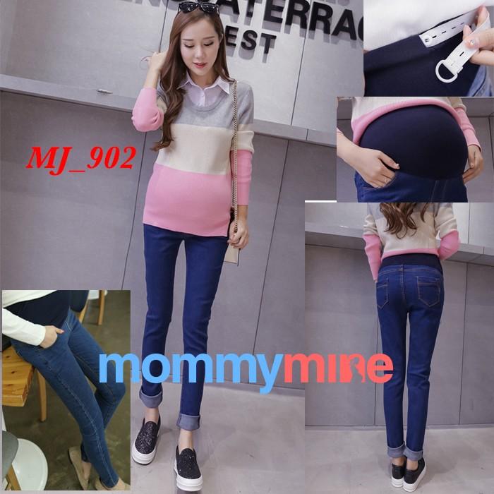 harga Celana hamil jeans impor (mj_902) Tokopedia.com
