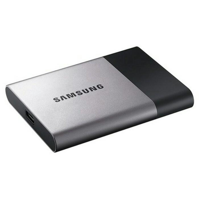 Foto Produk Samsung 500GB Portable SSD External T3 for Windows Mac Android dari Raja Storage