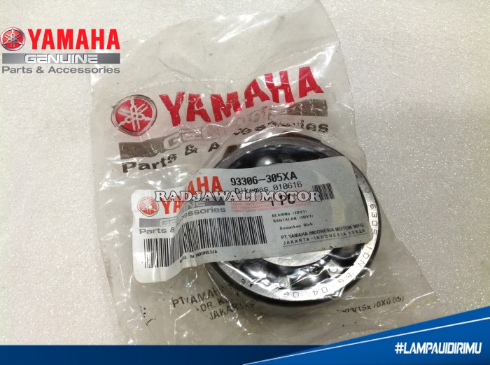 harga Laker / bearing 6305 kruk as stang vega zr jupiter z new asli yamaha Tokopedia.com