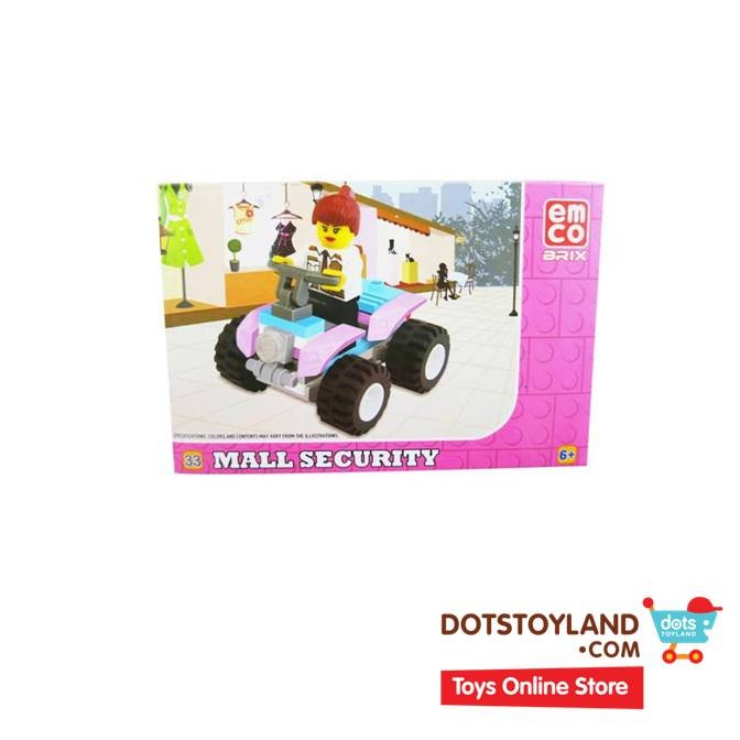 ... 3IN1 MILITARY 8601 - 8608. Source · Emco Brix Mall Security - 33 - Original Emco
