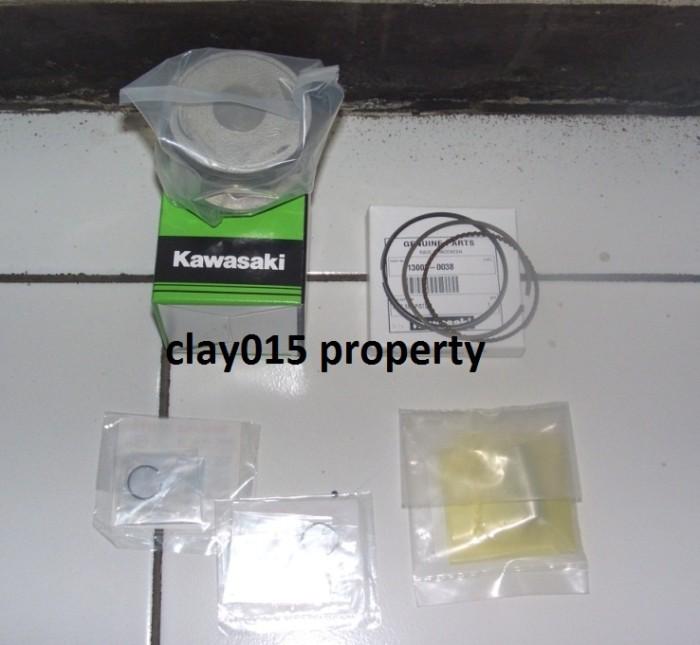 harga Piston kit klx 150 ukuran standar / os 0 ori kawasaki Tokopedia.com