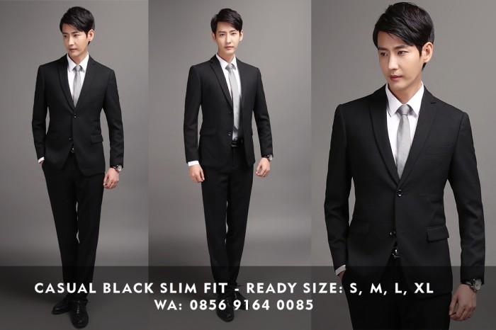 harga Setelan jas blazer pria slim fit casual | high twist | jas & celana Tokopedia.com
