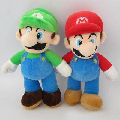 Jual Boneka Mario dan Luigi 30cm Baju Bayi Figure One Piece Pokeball ... 3b52d06dfd