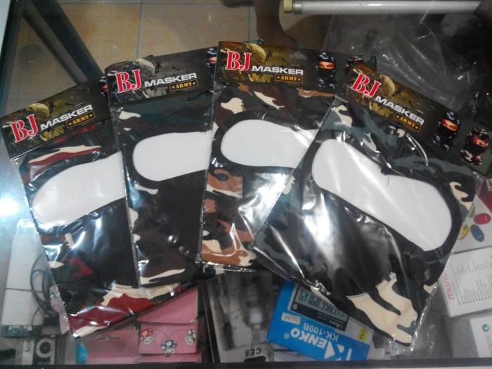 ... harga Masker ninja motif loreng (balaclava army topeng motor helm kupluk) Tokopedia.com