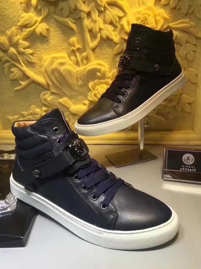 Jual Sepatu boot pria VERSACE - Luxury Project  d086a7a9de