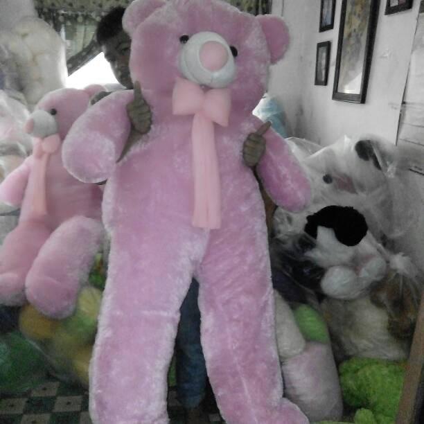 Jual Boneka beruang setinggi orang dewasa 150 cm pink - GUDANG ... 9c88db6ac6