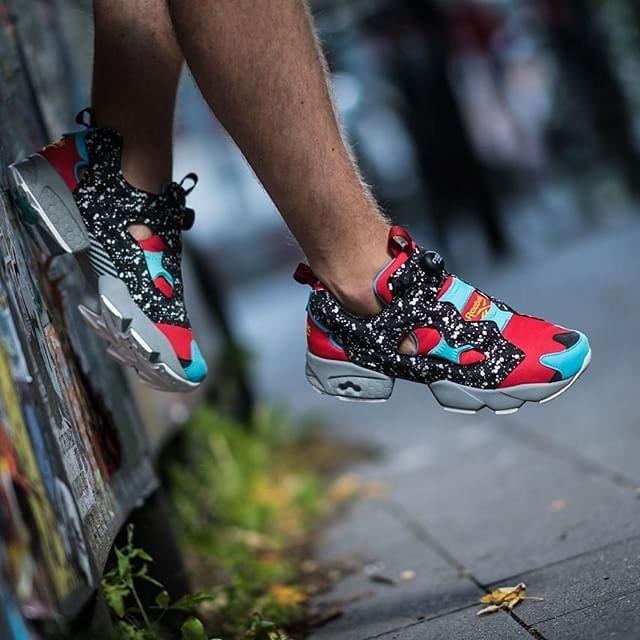 3930e14f2b7 Jual Reebok Insta Pump Fury Superman - DKI Jakarta - Go Shoes ...