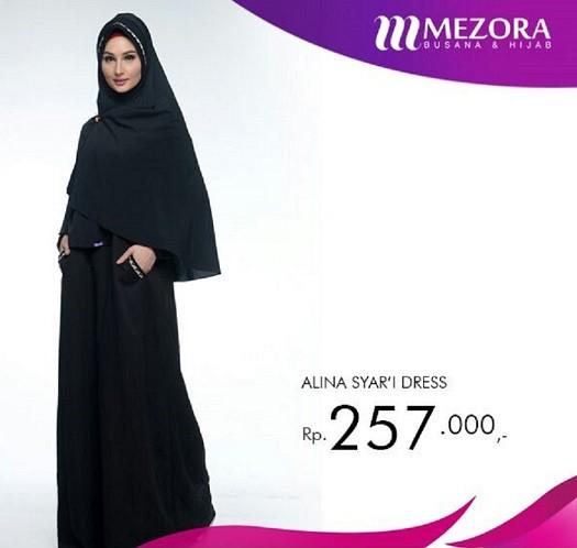 Jual Alina Syari Dress