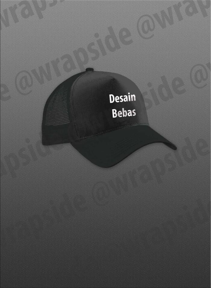 Jual Topi Custom Satuan Desain Bebas Tangerang Polyflex - WrapSide ... 6f9e1eaa9b